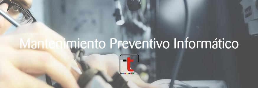 Mantenimiento Informatico preventivo