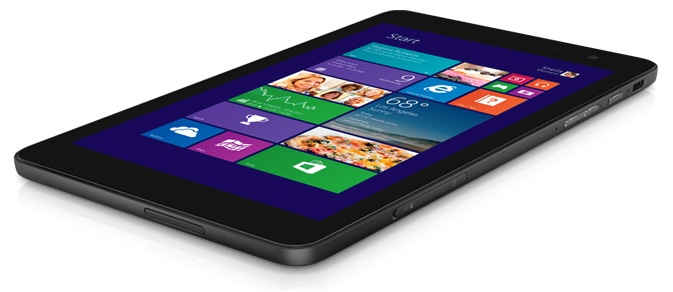 Tablet venue pro 8 compatible con Windows 8