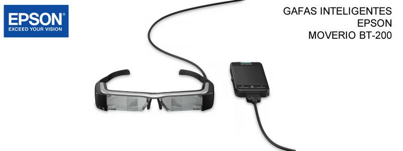 Gafas inteligentes EPSON