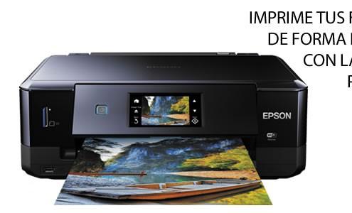 Impresora para imprimir fotografias