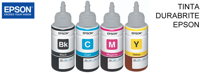 Que es la tinta durabrite epson