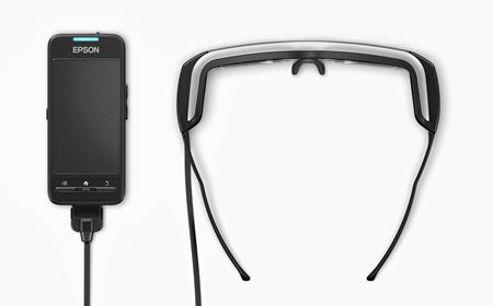 Gafas inteligentes compactas multimedia