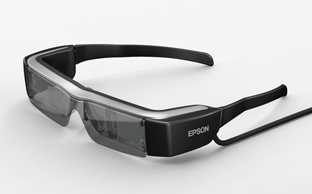 Gafas inteligentes EPSON MOVERIO