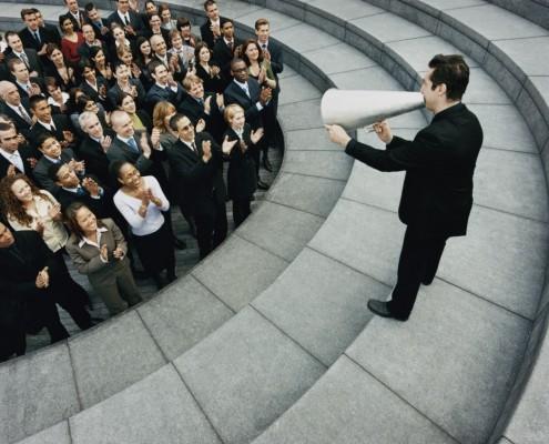 Como lograr la difusion de contenidos en la red