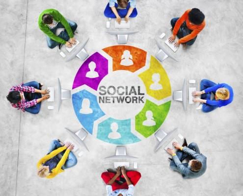 El uso de las redes sociales para conseguir clientes