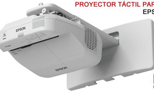 Proyector TÁCTIL PARA EDUCACIÓN EPSON EB-1430WI