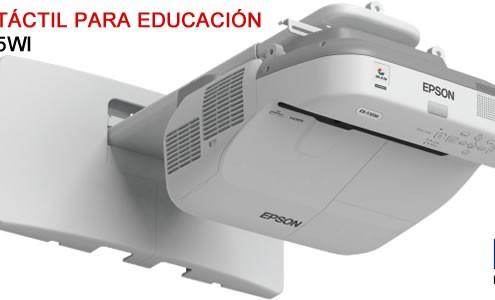 Proyector TACTIL PARA EDUCACIÓN EPSON EB-595WI