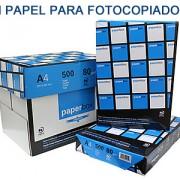 Oferta especial en papel de fotocopiadora y equipo multifunción