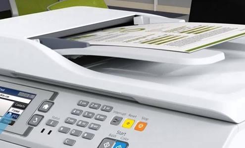 Alquiler de impresoras multifuncion