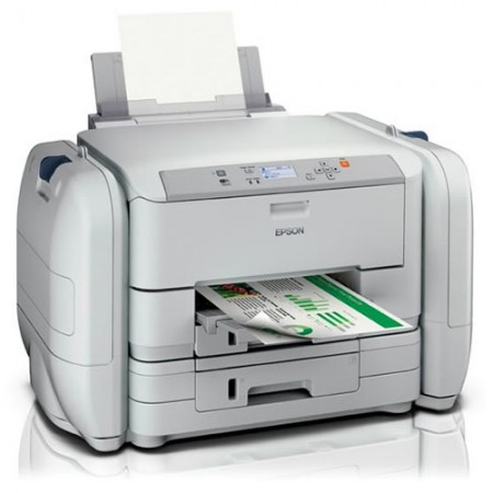 Impresora multifuncion epson rips wflr5190dtw