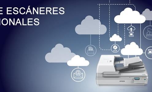 La mejor gama de escaneres profesionales epson para documentos y fotografías