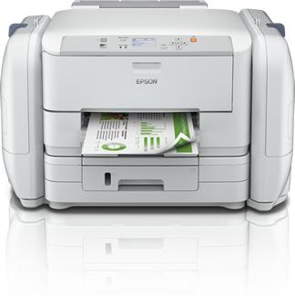 Impresora profesional EPSON RIPS wfr5190dtw