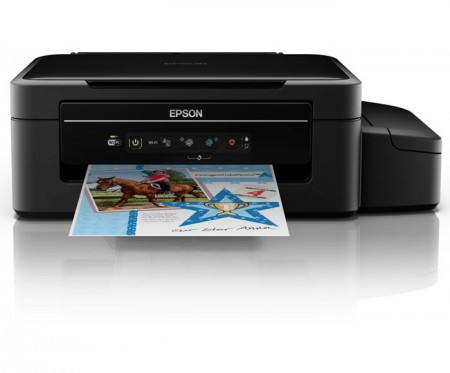 Impresora Inyeccion de tinta ECOTANK ET-2500