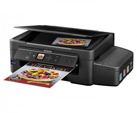 Impresora Inyeccion de tinta ECOTANK ET-2550