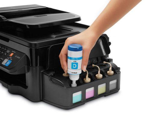 Impresora epson ecotank ET-4500