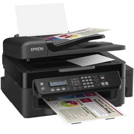 Impresora epson ecotank L-555