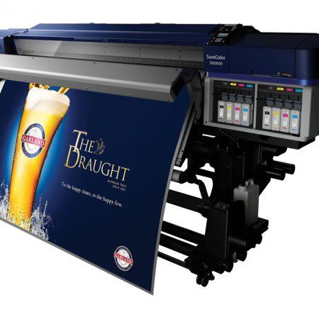 Impresora gran formato Epson SC-S60600 I