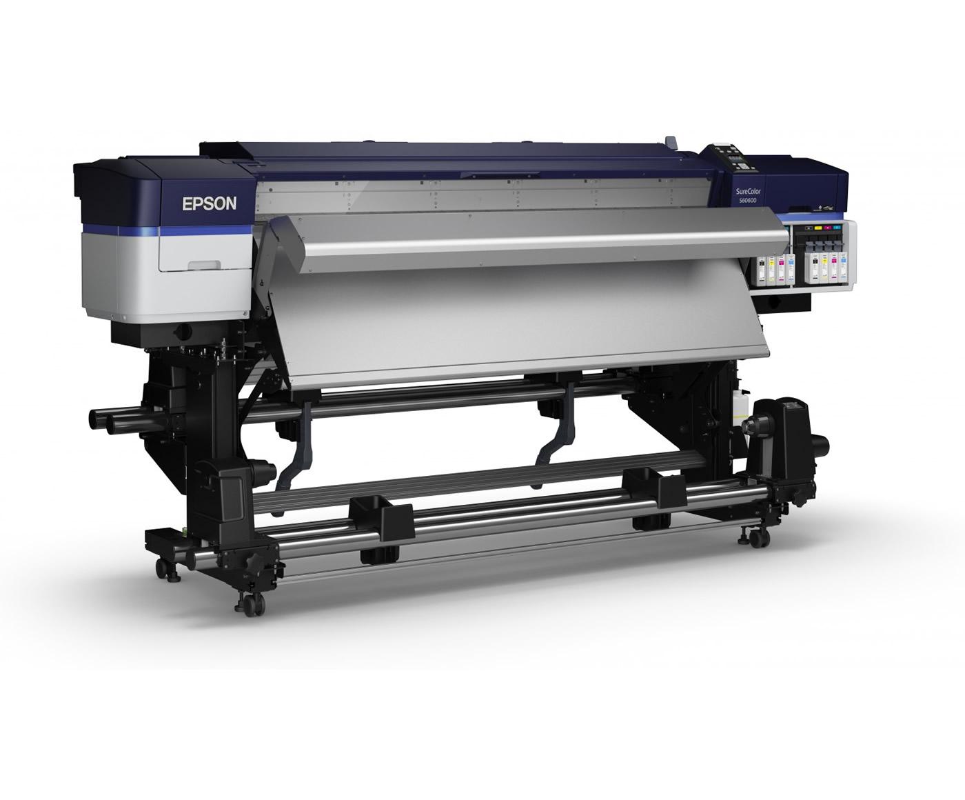 Impresora gran formato Epson SC-S60600 III