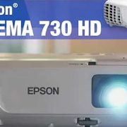 Proyector Home Cinema de Epson
