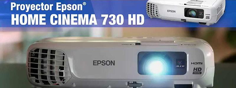 Proyector Home Cinema de Epson