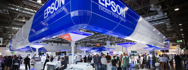 Epson aumenta su producción en plotter