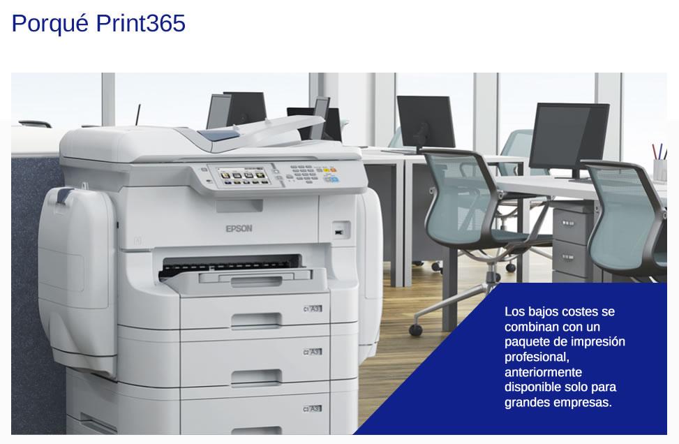 Porqué print365