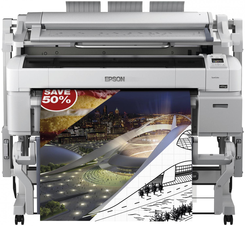 Plotter - Impresora de gran formato