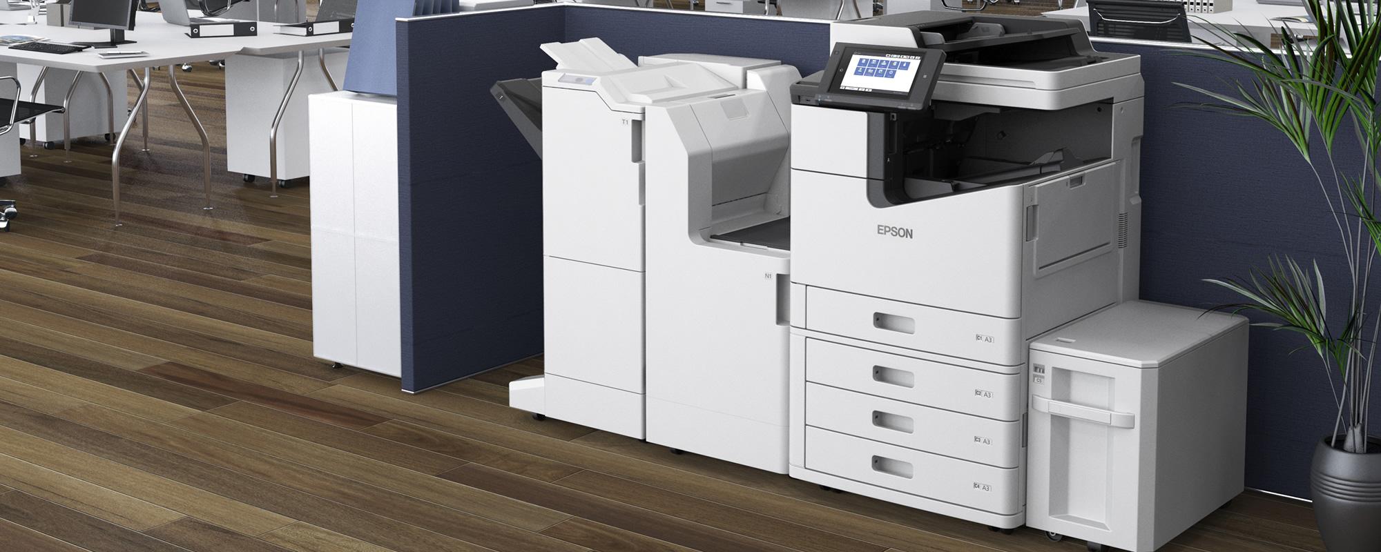 Impresora para oficina tecnofim comprar al mejor precio for Oficinas enterprise