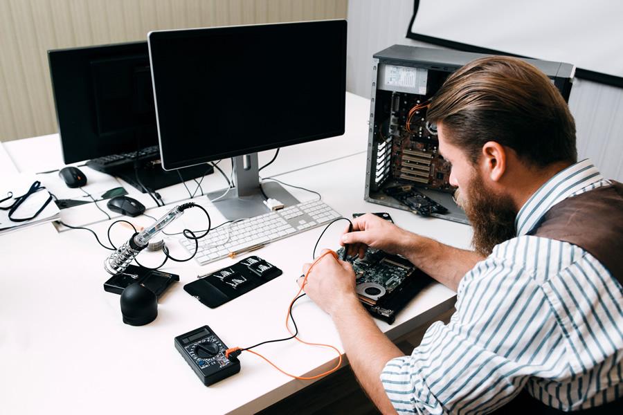 Mantenimiento e instalaciones informáticas a medida