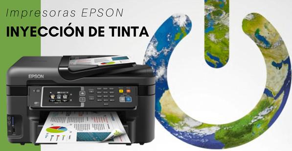 Impresoras con ahorro energético