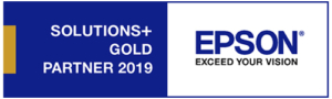 Tecnofim - Solutions GOLD - PARTNER EPSON 2020