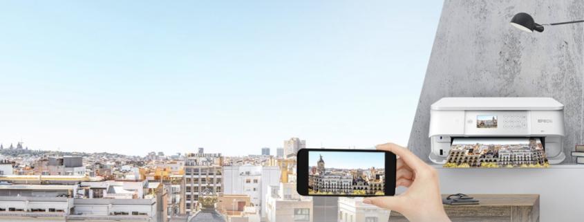 Imprime fácilmente desde tablets, smartphones y otros dispositivos