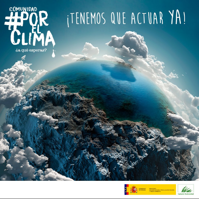 Comunidad-#PorElClima - Tenemos que actuar ya!!
