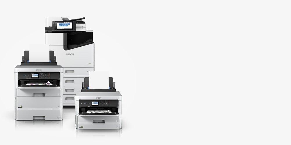 Compatible con una gama de dispositivos profesionales de inyección de tinta Epson